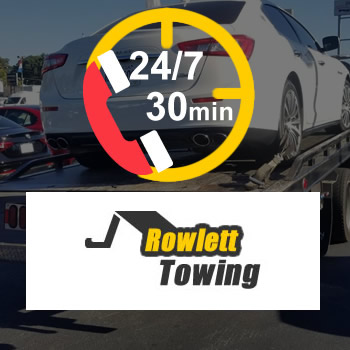 Towing Rowlett